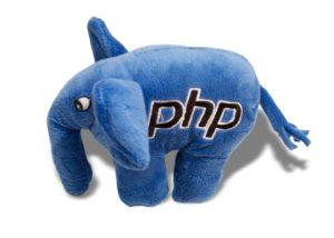 Elephant Zend PHP 7 - Imagine preluata de pe site-ul http://www.javiernunez.com/