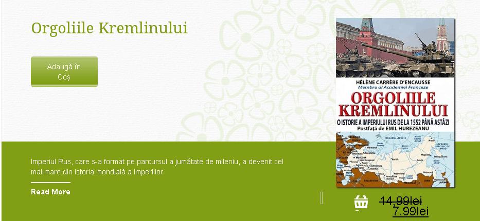 Librarie online - Editura Orizonturi - Sector web