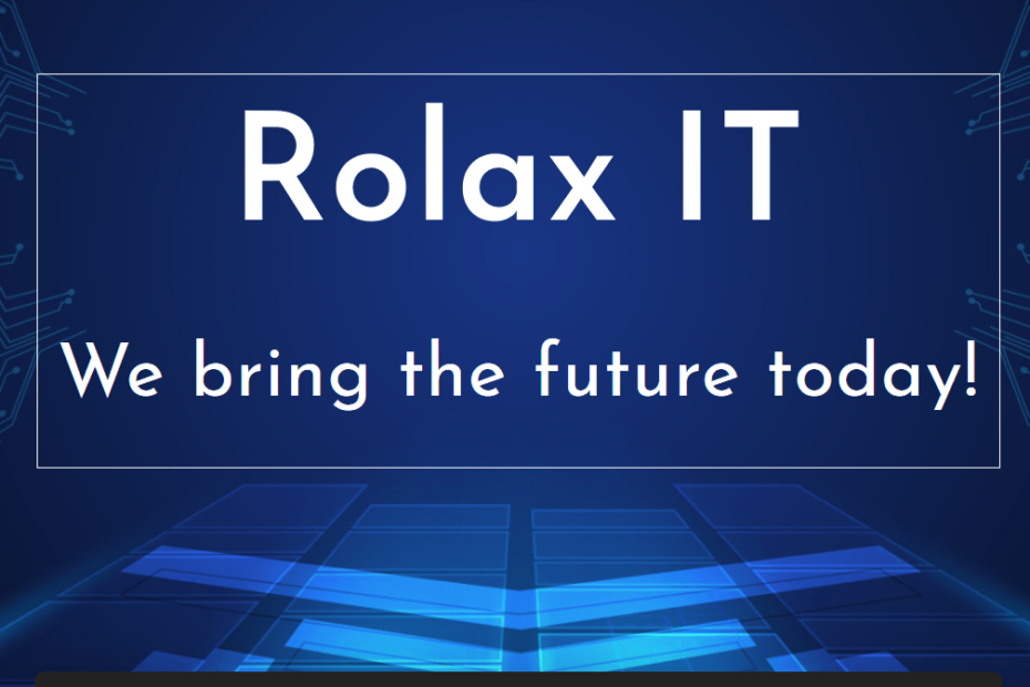 Proiect web Chatbot Solutions - RolaxIT.ro