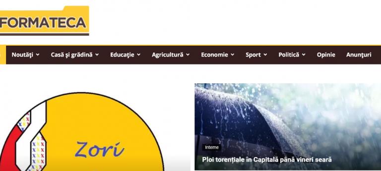 Optimizare site de știri - Informateca.ro